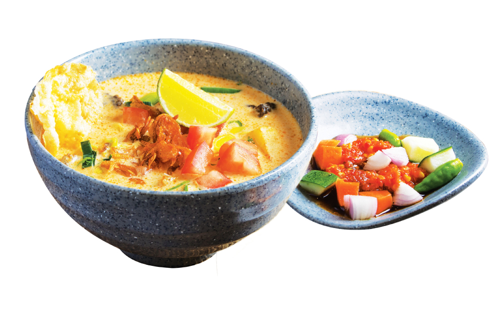 Soto Betawi (Meat)